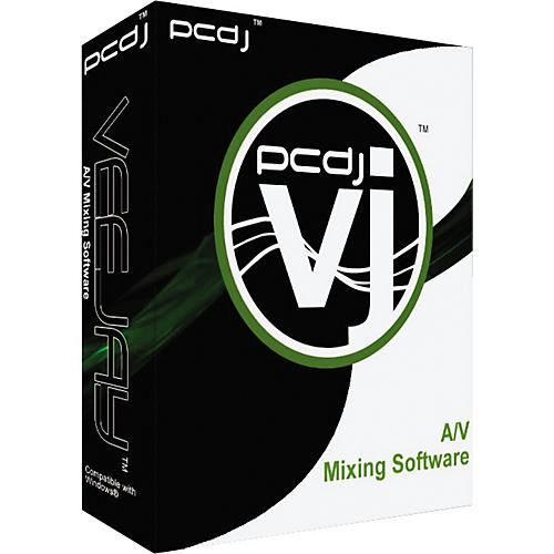 PCDJ PCDJ VJ Video Software with DAC-3 Controller