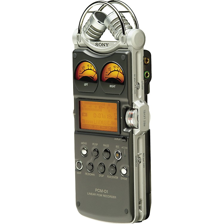 Sony PCM-D1 Digital Field Recorder