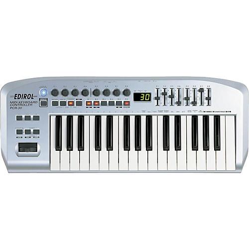 Edirol PCR-30 USB 32-Key MIDI Controller