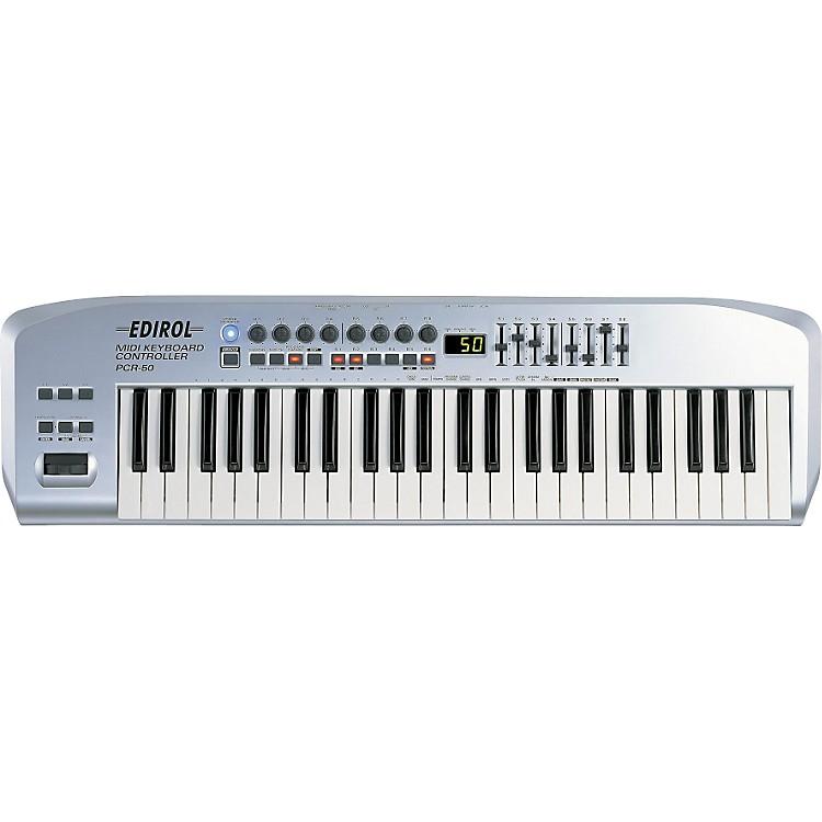 EdirolPCR-50 USB MIDI 49-Key Controller