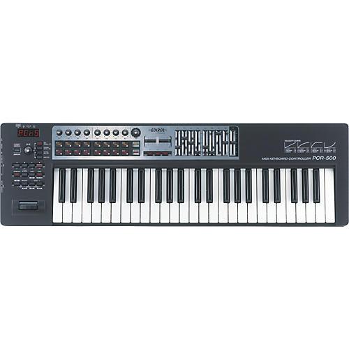 Edirol PCR-500 USB MIDI Keyboard Controller-thumbnail