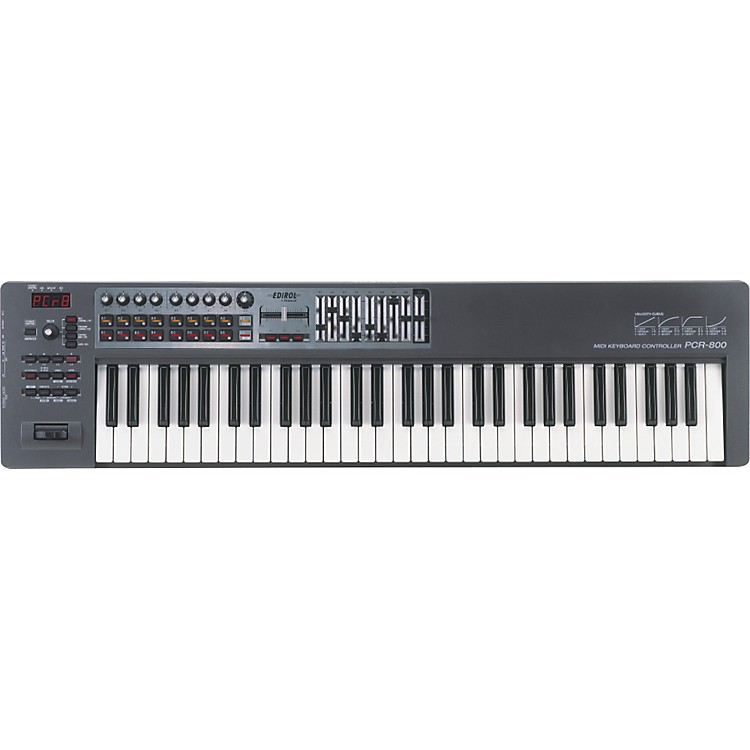 EdirolPCR-800 USB MIDI Keyboard Controller