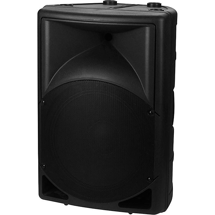 NadyPCS-10X Powered Speaker Black