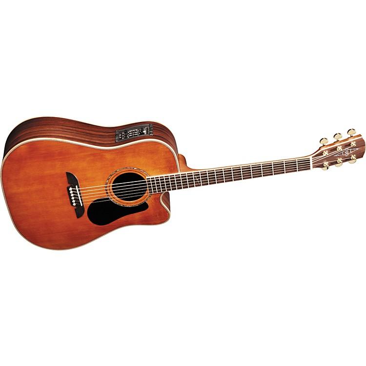 AlvarezPD85SCAV Professional Series Acoustic-Electric Guitar