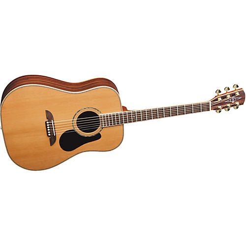 Alvarez PD91S Professional Series Dreadnought Acoustic Guitar-thumbnail