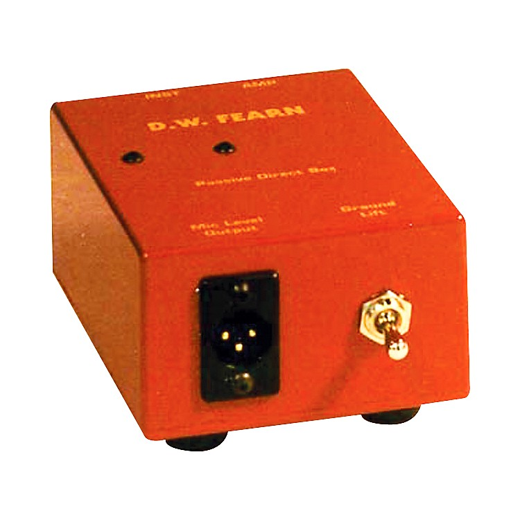 D.W. FearnPDB Passive Direct Box