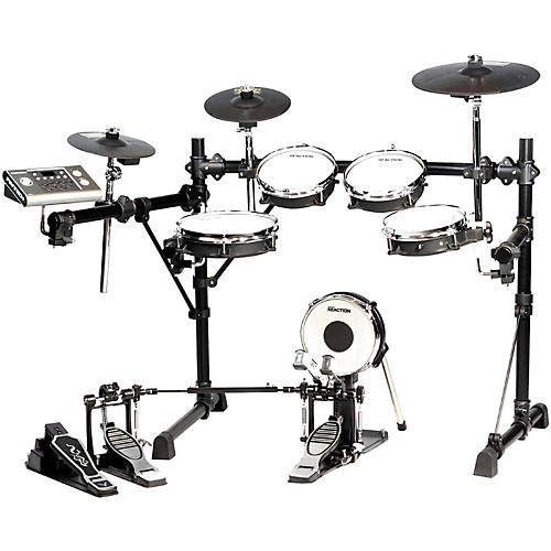 pintech pdk1000 electronic drum kit musician 39 s friend. Black Bedroom Furniture Sets. Home Design Ideas