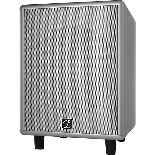 Fender PDP-S50 Silver Powered Subwoofer-thumbnail