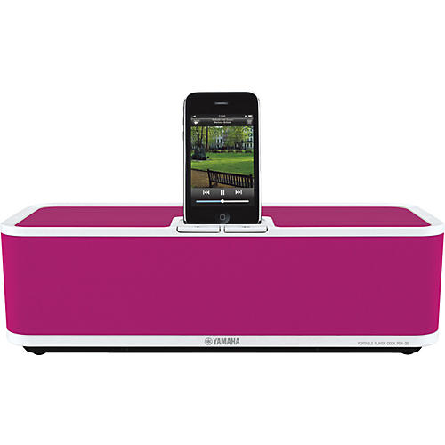 Yamaha PDX-30 Speaker Dock for iPod and iPhone-thumbnail