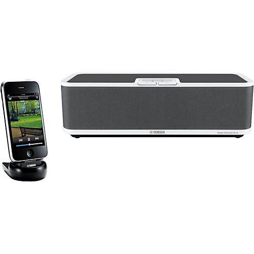 Yamaha PDX-60 Portable Speaker Dock for iPod and iPhone