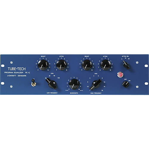Tube-Tech PE-1C Program Equalizer