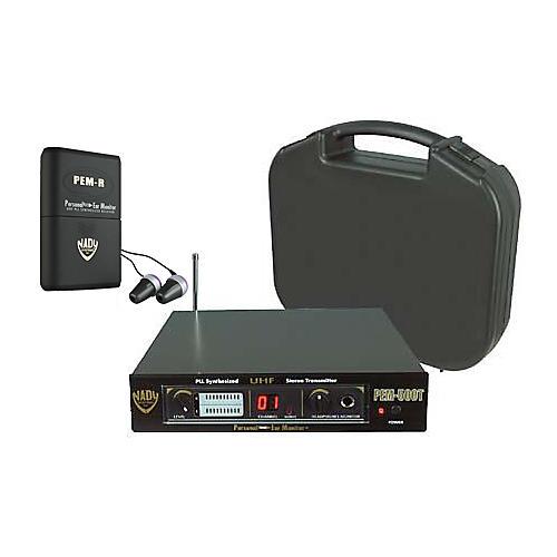 Nady PEM-500 Wireless System (564 - 574.3MHz)-thumbnail