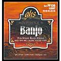 GHS PF130 Nickel Ball End 5-String Banjo Strings thumbnail