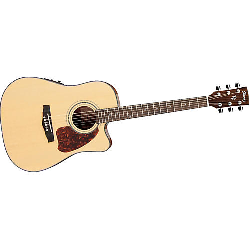 Ibanez PF30SECE PF Series Acoustic Electric Guitar-thumbnail