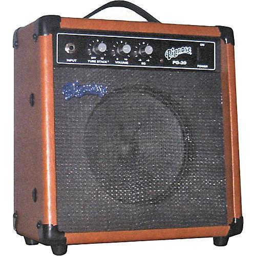 Pignose PG-20 1x6.5 20W Guitar Combo Amp Brown