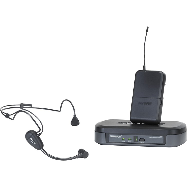 Shure PG14/PG30 Performance Gear Wireless Headset Microphone System
