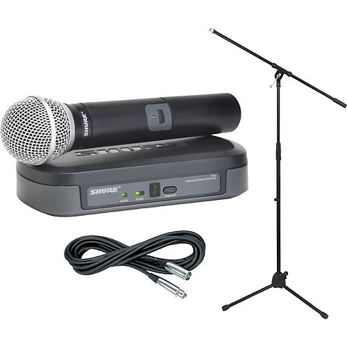 Shure PG24/PG58 Handheld Wireless Package Ch K7