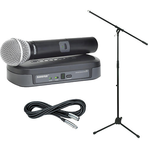 Shure PG24/PG58 Handheld Wireless Package Ch M7