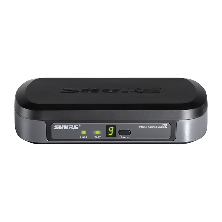 Shure PG4 Wireless Diversity Receiver