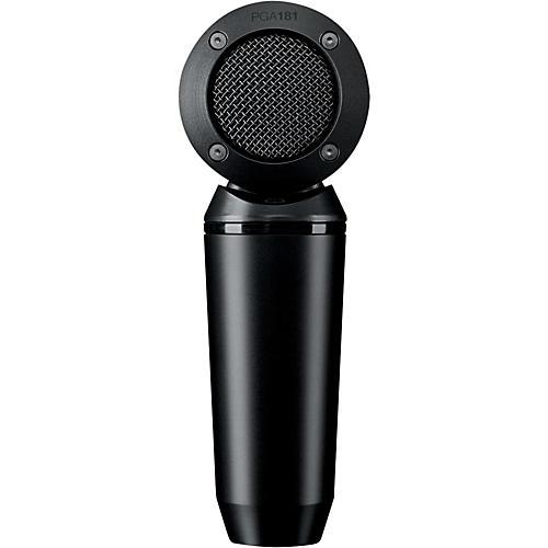 Shure PGA181-XLR Condenser Microphone with XLR Cable