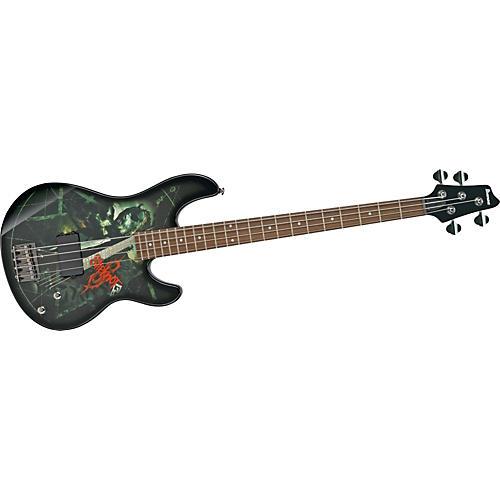 Ibanez PGB2T Paul Gray Signature Electric Bass Guitar