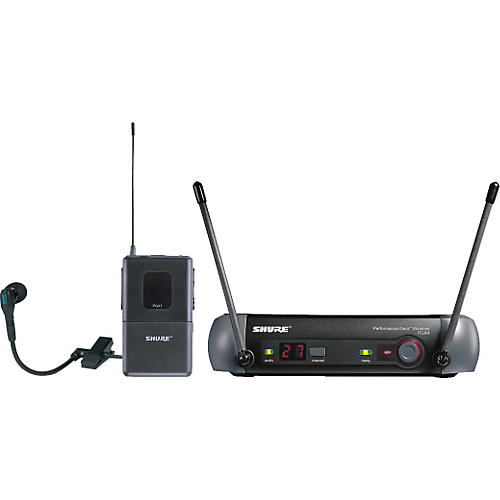 Shure PGX14/Beta 98H Wireless System for Wind Instruments