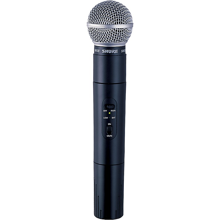 Shure PGX2/SM58 Wireless Handheld Transmitter