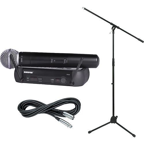 Shure PGX24/SM58 Handheld Wireless Package Ch H6