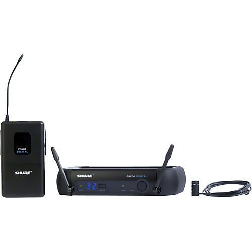 Shure PGXD14/85 Digital Wireless System with WL185 Lavalier Mic