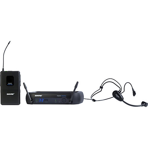 Shure PGXD14/PG30 Digital Wireless System with PG30 Headset Mic