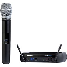 Shure PGXD24/SM86 Digital Wireless System with SM86 Mic Level 1