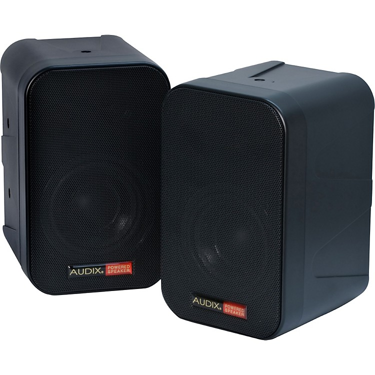 Audix PH3-S Powered Speakers Black