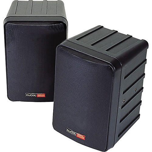 Audix PH5-VS Powered Speaker Pair Black
