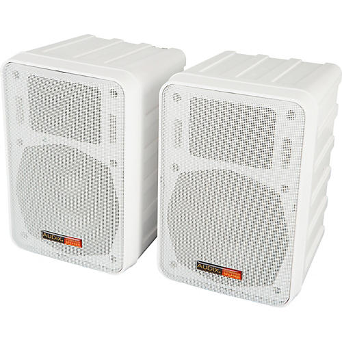 Audix PH5-VS-W Powered Speaker Pair