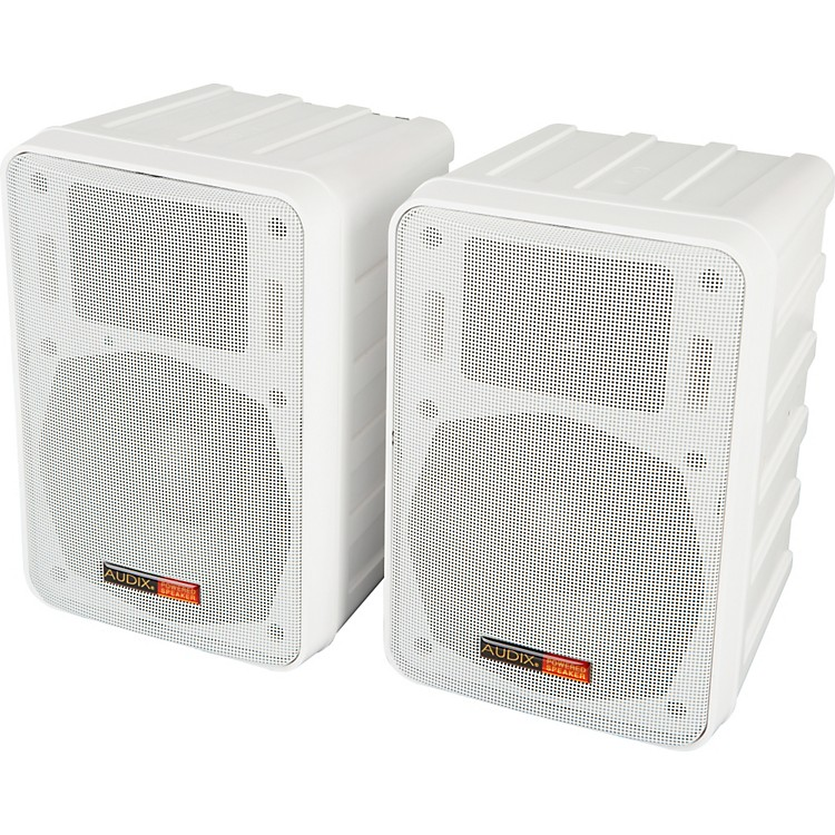 Audix PH5-VS-W Powered Speaker Pair White