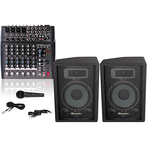 Phonic PHONIC KIT 502577 POWERPOD 820 S710 PA PACKAGE
