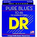 DR Strings PHR10 Pure Blues Nickel Medium Electric Guitar Strings  Thumbnail