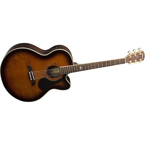 Alvarez PJ311CDVS Professional Cutaway Jumbo Acoustic-Electric Guitar with System 600 Mk II