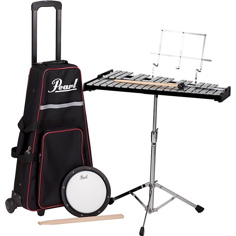PearlPK-900C Percussion Kit & Case with Wheels