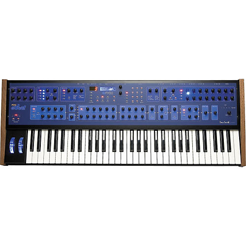 Dave Smith Instruments PK4 Poly Evolver 61-Key Keyboard