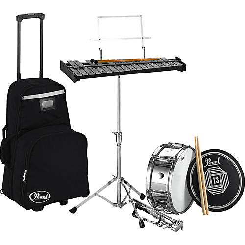 Pearl PL-800C Percussion Learning Center with Rolling Cart-thumbnail