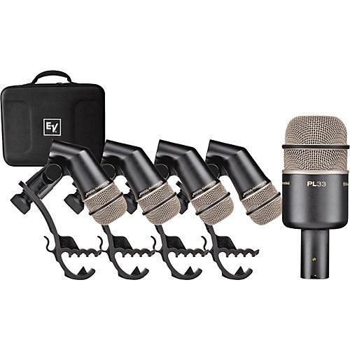 Electro-Voice PL DK5 Drum Mic Pack-thumbnail