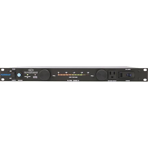 Furman PL-Pro II Power Conditioner with LED Volt Meter