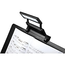 Open Box Proline PL24 Folding Rechargable Music Stand Light with 24 LEDs