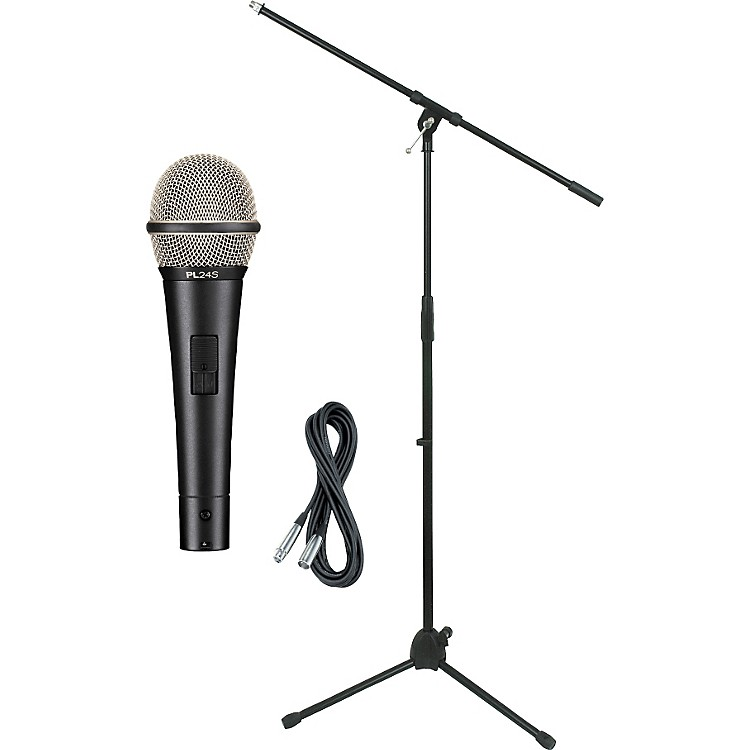 Electro-VoicePL24S with Cable and Stand