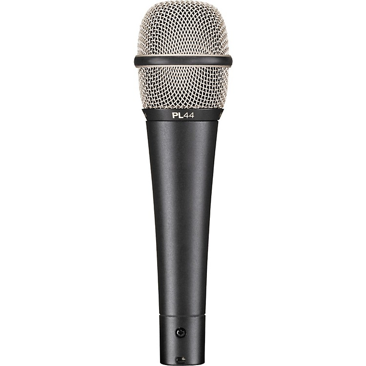 Electro-Voice PL44 Supercardioid Dynamic Microphone