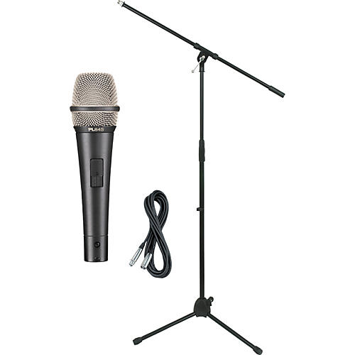 Electro-Voice PL84S with Cable and Stand-thumbnail