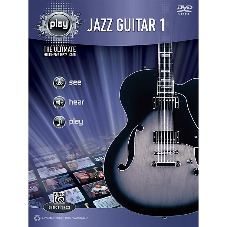 AlfredPLAY Series  Jazz Guitar 1 Book & DVD