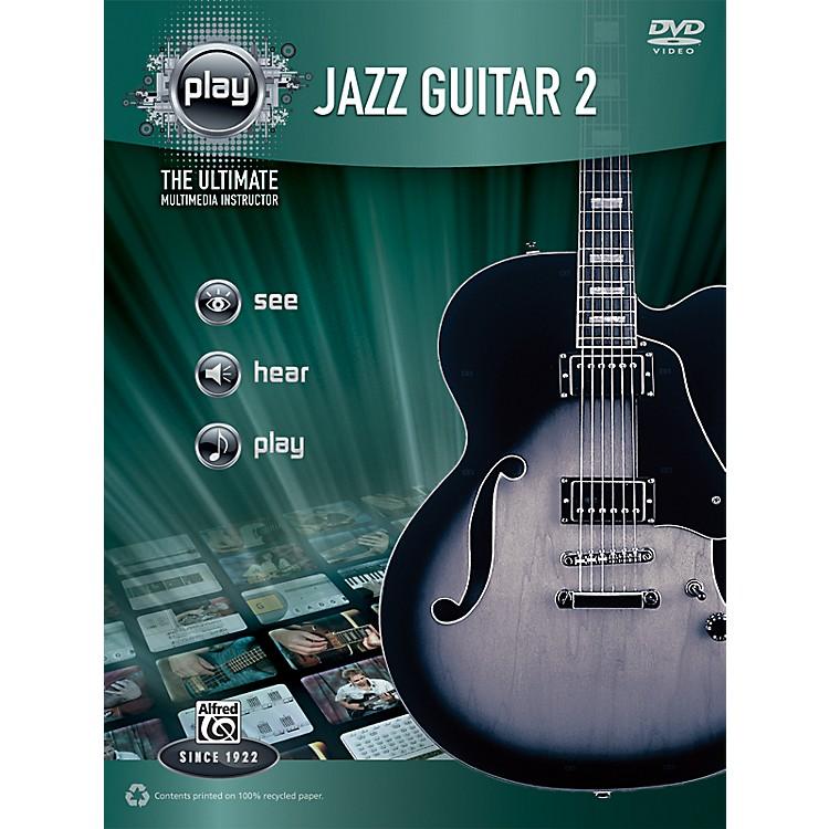 AlfredPLAY Series  Jazz Guitar 2 Book & DVD