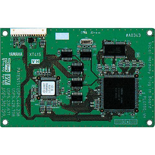 Yamaha PLG100-VH MIDI Controllable Vocal Harmonizing Expansion Board